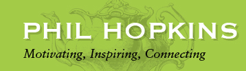 International Conference Speaker – Motivation & Inspiration – Phil Hopkins the Professional Tea Drinker